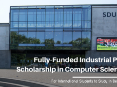 Potpuno financirana industrijska doktorska stipendija 2021. iz računalnih znanosti na Sveučilištu Južne Danske