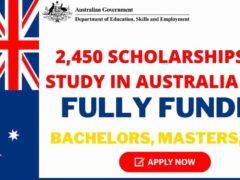 Post Graduate Scholarships in Australia 2021