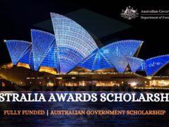 Australia Awards Scholarships 2021 for undergraduates and Postgraduates