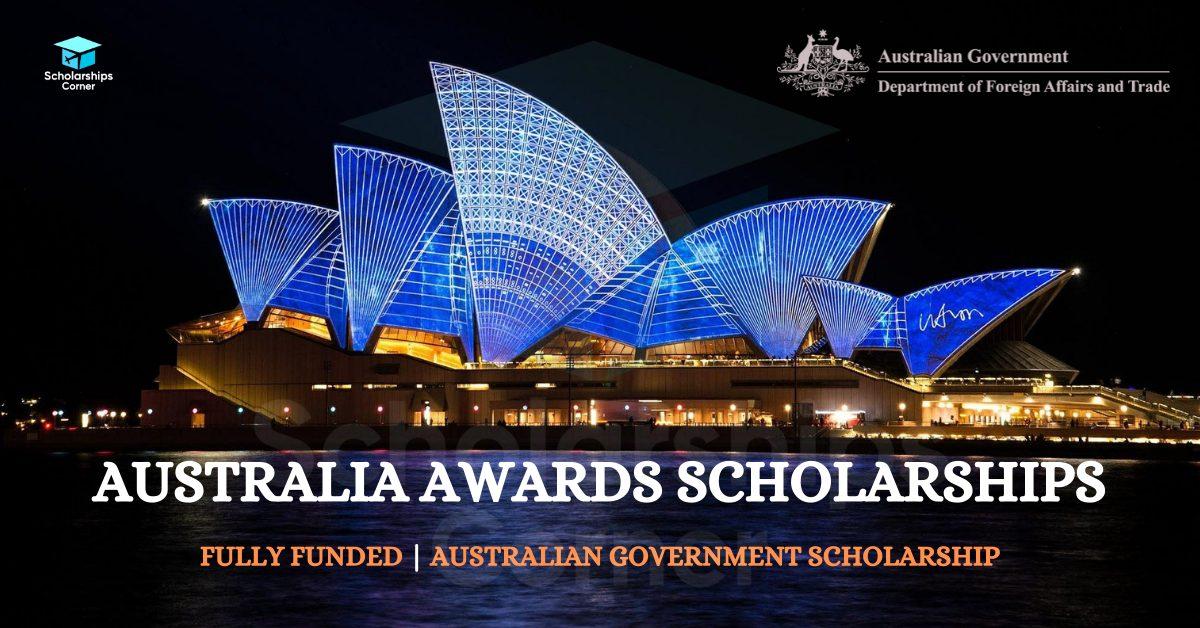 Australia Scholarships Scholarships 2021 ji bo lîsans û Pasgraduates