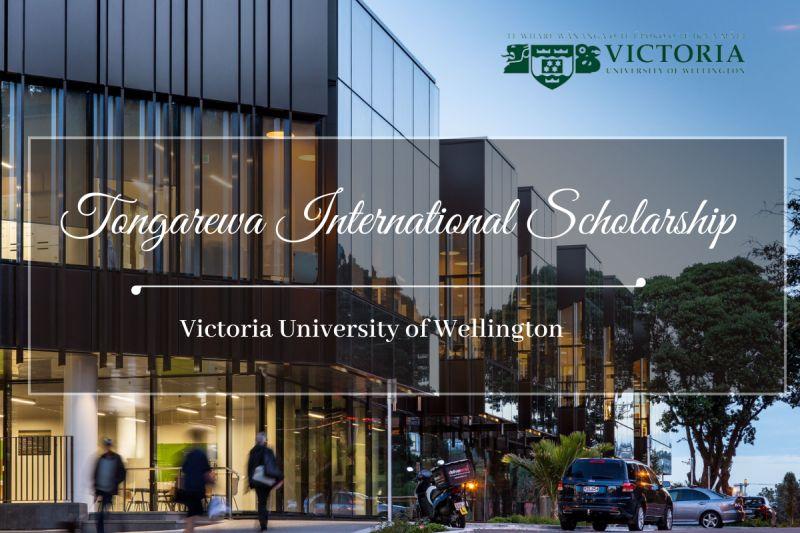 Međunarodna stipendija Tongarewa na Sveučilištu Victoria u Wellingtonu, 2021