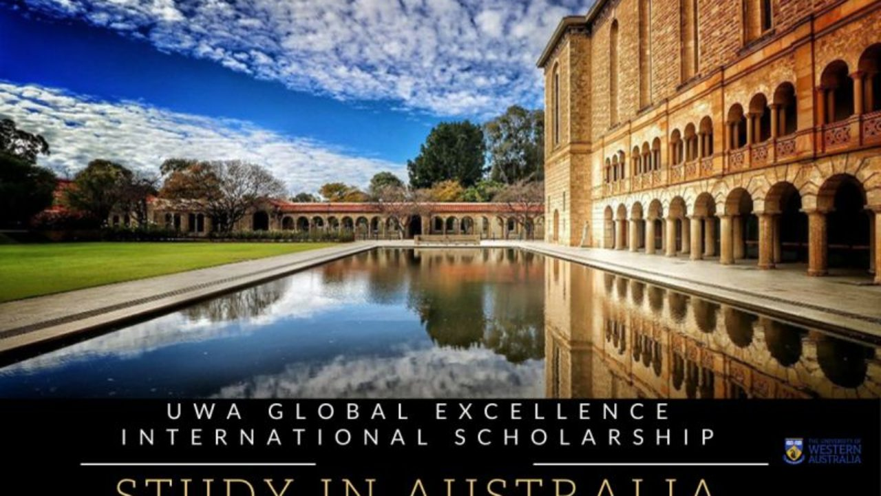 UWA Global Excellence International Scholarships 2021