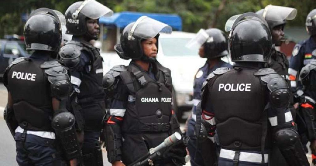 Ghana Police Service Recruitment 2021/2022
