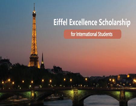 Eiffel Excellence Scholarship Progran 2021 for International Students