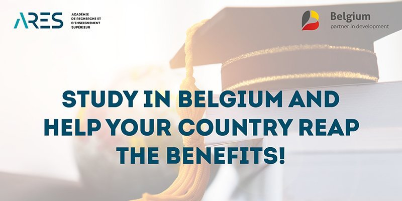 ARES Scholarships in Belgium 2021 for Developing Countries
