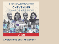 UK Chevening-beurse 2021-2022 AANBIEDING