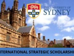 University of Sydney International Scholarships 2021 (USydIS) Australia