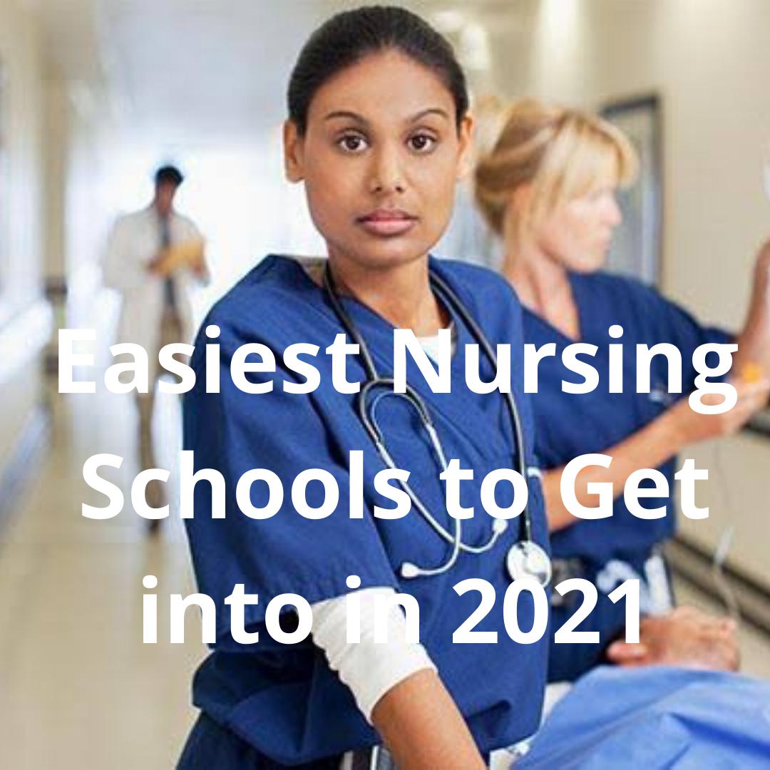 Maklikste verpleegskole om in 2021 aan te gaan