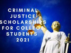 Strafregtelike beurse vir kollegestudente 2021