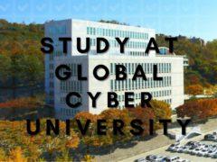 ग्लोबल सायबर युनिव्हर्सिटीमध्ये अभ्यास: अभ्यासक्रम, प्रवेश, शिकवणी, स्वीकृती