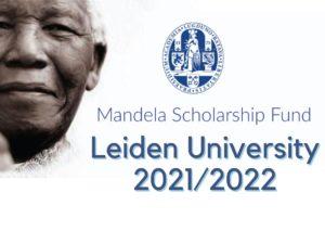 दक्षिण आफ्रिकेच्या विद्यार्थ्यांसाठी लीडेन विद्यापीठ मंडेला शिष्यवृत्ती
